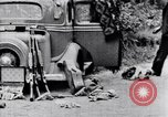Image of Clyde Barrow and Bonnie Parker Louisiana United States USA, 1934, second 3 stock footage video 65675033723