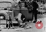 Image of Clyde Barrow and Bonnie Parker Louisiana United States USA, 1934, second 5 stock footage video 65675033723
