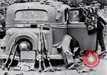 Image of Clyde Barrow and Bonnie Parker Louisiana United States USA, 1934, second 6 stock footage video 65675033723