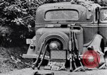 Image of Clyde Barrow and Bonnie Parker Louisiana United States USA, 1934, second 9 stock footage video 65675033723