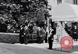 Image of King Faisal of Saudi Arabia Washington DC USA, 1966, second 8 stock footage video 65675033727