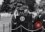 Image of King Faisal of Saudi Arabia Washington DC USA, 1966, second 1 stock footage video 65675033728