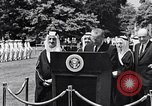 Image of King Faisal of Saudi Arabia Washington DC USA, 1966, second 2 stock footage video 65675033728