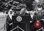 Image of King Faisal of Saudi Arabia Washington DC USA, 1966, second 4 stock footage video 65675033728