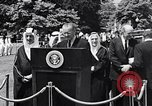 Image of King Faisal of Saudi Arabia Washington DC USA, 1966, second 7 stock footage video 65675033728