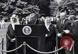 Image of King Faisal of Saudi Arabia Washington DC USA, 1966, second 9 stock footage video 65675033728