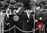 Image of King Faisal of Saudi Arabia Washington DC USA, 1966, second 12 stock footage video 65675033728
