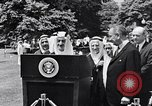 Image of King Faisal of Saudi Arabia Washington DC USA, 1966, second 2 stock footage video 65675033729
