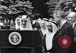 Image of King Faisal of Saudi Arabia Washington DC USA, 1966, second 5 stock footage video 65675033729