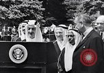 Image of King Faisal of Saudi Arabia Washington DC USA, 1966, second 6 stock footage video 65675033729