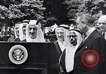Image of King Faisal of Saudi Arabia Washington DC USA, 1966, second 7 stock footage video 65675033729