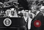 Image of King Faisal of Saudi Arabia Washington DC USA, 1966, second 9 stock footage video 65675033729