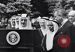Image of King Faisal of Saudi Arabia Washington DC USA, 1966, second 10 stock footage video 65675033729