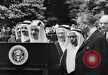 Image of King Faisal of Saudi Arabia Washington DC USA, 1966, second 11 stock footage video 65675033729