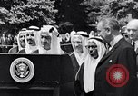 Image of King Faisal of Saudi Arabia Washington DC USA, 1966, second 12 stock footage video 65675033729