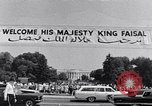 Image of King Faisal of Saudi Arabia Washington DC USA, 1966, second 1 stock footage video 65675033730