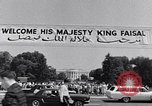 Image of King Faisal of Saudi Arabia Washington DC USA, 1966, second 3 stock footage video 65675033730