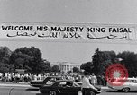 Image of King Faisal of Saudi Arabia Washington DC USA, 1966, second 4 stock footage video 65675033730