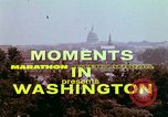 Image of King Faisal Washington DC USA, 1966, second 6 stock footage video 65675033742