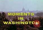Image of King Faisal Washington DC USA, 1966, second 9 stock footage video 65675033742
