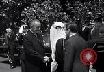 Image of King Faisal Washington DC USA, 1966, second 6 stock footage video 65675033747