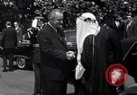 Image of King Faisal Washington DC USA, 1966, second 8 stock footage video 65675033747
