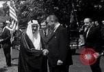 Image of King Faisal Washington DC USA, 1966, second 11 stock footage video 65675033747