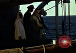 Image of King Ibn Saud Suez Canal Egypt, 1945, second 8 stock footage video 65675033748
