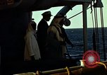 Image of King Ibn Saud Suez Canal Egypt, 1945, second 11 stock footage video 65675033748