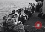 Image of Saudi Arabian group after Yalta Mediterranean Sea, 1945, second 5 stock footage video 65675033754