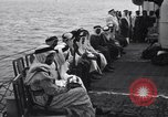 Image of Saudi Arabian group after Yalta Mediterranean Sea, 1945, second 7 stock footage video 65675033754