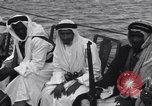Image of Saudi Arabian group after Yalta Mediterranean Sea, 1945, second 9 stock footage video 65675033754