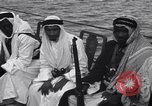 Image of Saudi Arabian group after Yalta Mediterranean Sea, 1945, second 10 stock footage video 65675033754