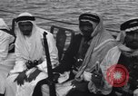 Image of Saudi Arabian group after Yalta Mediterranean Sea, 1945, second 11 stock footage video 65675033754