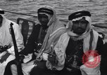 Image of Saudi Arabian group after Yalta Mediterranean Sea, 1945, second 12 stock footage video 65675033754
