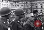 Image of General Charles De Gaulle Saverne France, 1945, second 4 stock footage video 65675033760