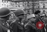 Image of General Charles De Gaulle Saverne France, 1945, second 6 stock footage video 65675033760