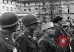Image of General Charles De Gaulle Saverne France, 1945, second 7 stock footage video 65675033760