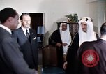 Image of King Faisal Washington DC USA, 1971, second 6 stock footage video 65675033770