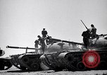 Image of Routine maintenance of US M48 Patton tanks United States USA, 1952, second 4 stock footage video 65675033783