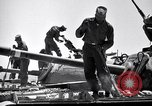 Image of Routine maintenance of US M48 Patton tanks United States USA, 1952, second 5 stock footage video 65675033783