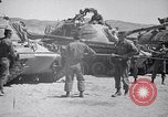 Image of Routine maintenance of US M48 Patton tanks United States USA, 1952, second 10 stock footage video 65675033783