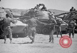 Image of Routine maintenance of US M48 Patton tanks United States USA, 1952, second 12 stock footage video 65675033783
