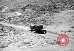Image of M48 Patton tanks on maneuvers United States USA, 1952, second 4 stock footage video 65675033785