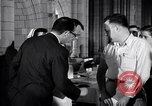 Image of polio vaccination United States USA, 1955, second 2 stock footage video 65675033788