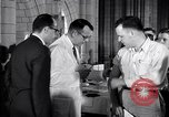 Image of polio vaccination United States USA, 1955, second 3 stock footage video 65675033788
