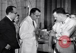 Image of polio vaccination United States USA, 1955, second 4 stock footage video 65675033788