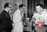 Image of polio vaccination United States USA, 1955, second 6 stock footage video 65675033788