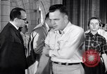 Image of polio vaccination United States USA, 1955, second 7 stock footage video 65675033788