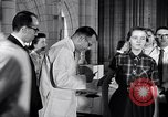 Image of polio vaccination United States USA, 1955, second 8 stock footage video 65675033788